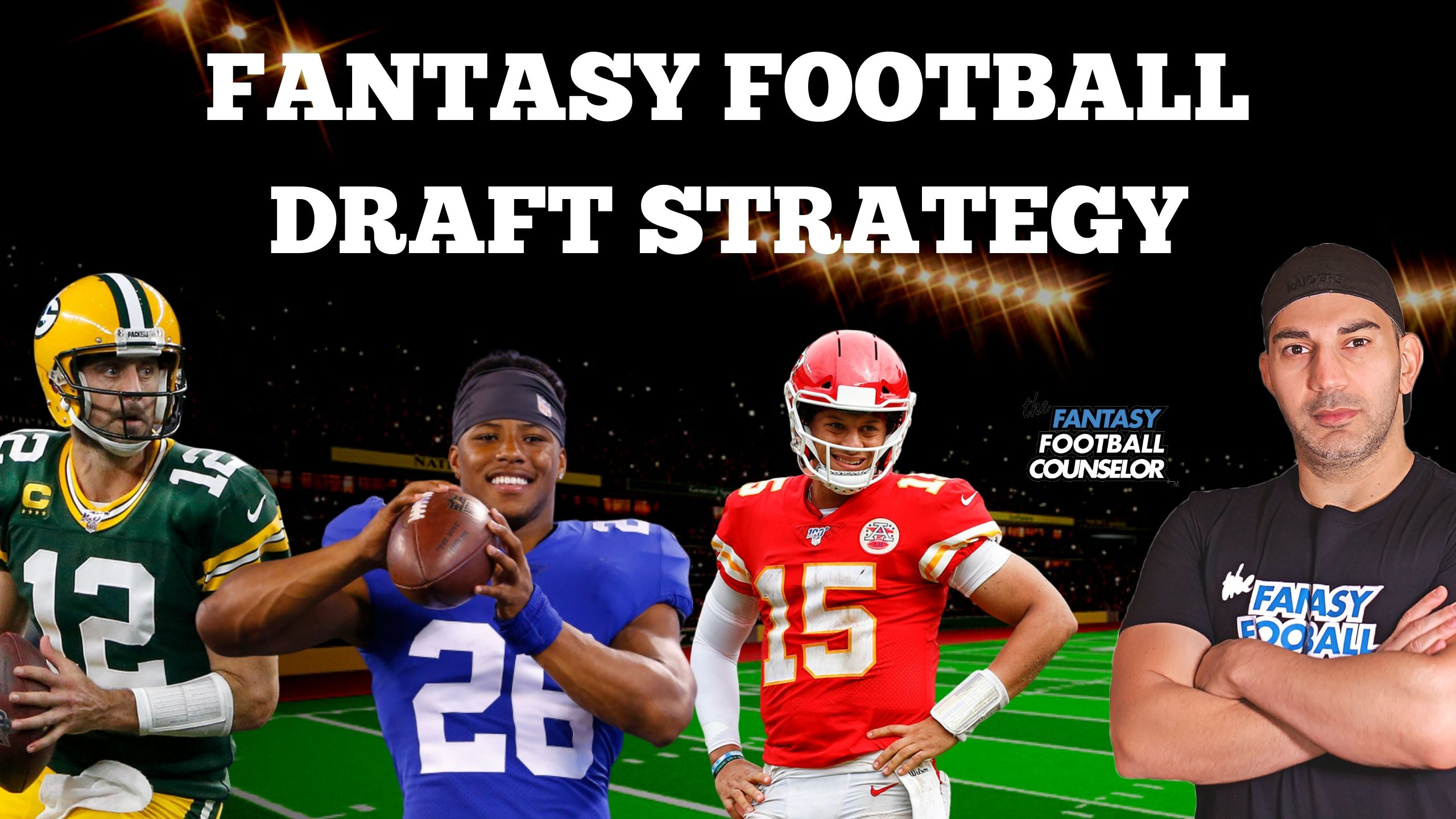 Fantasy Football Draft Strategy