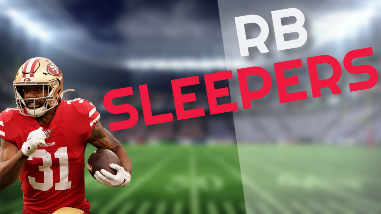 Fantasy RB Sleepers 2020