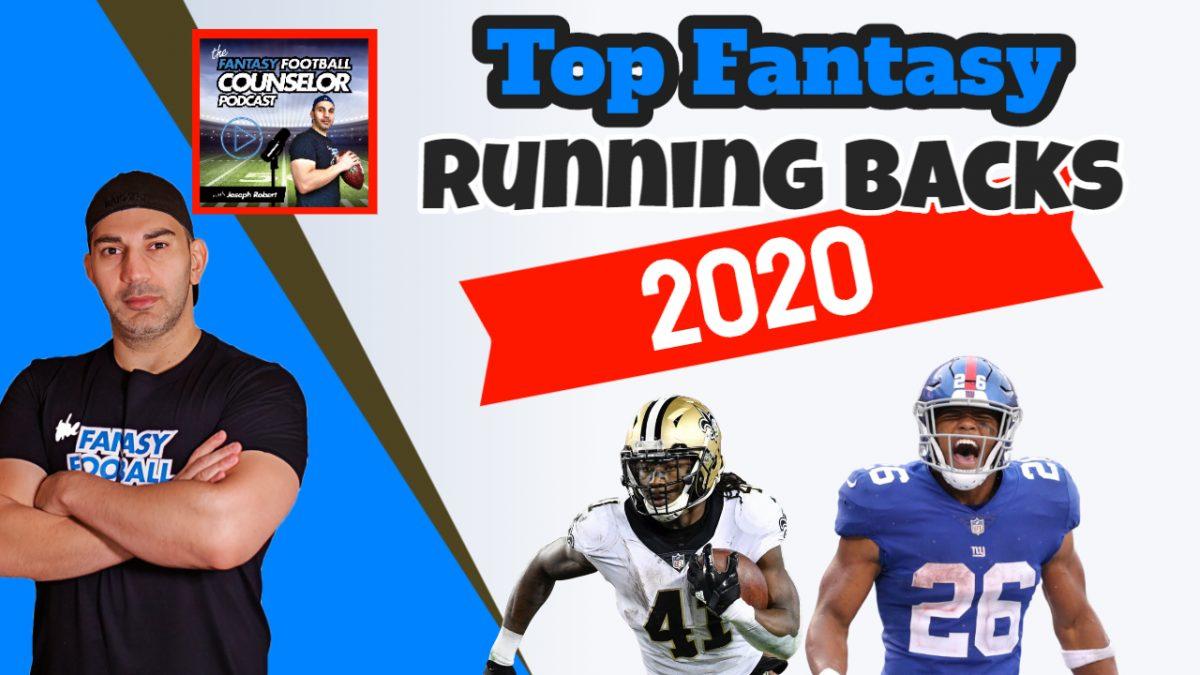 Top Fantasy Running Backs