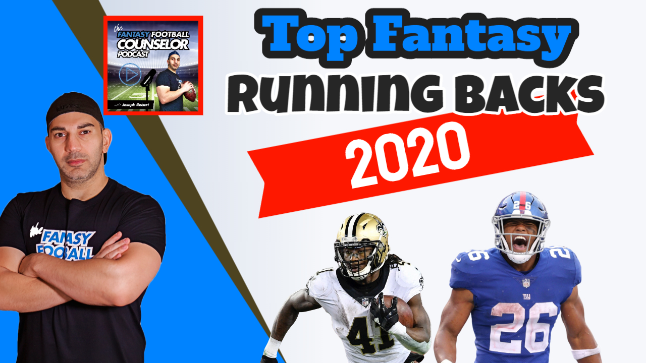 Top Fantasy Running Backs