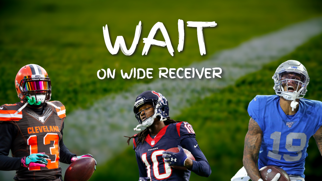Fantasy Football Wide Receivers