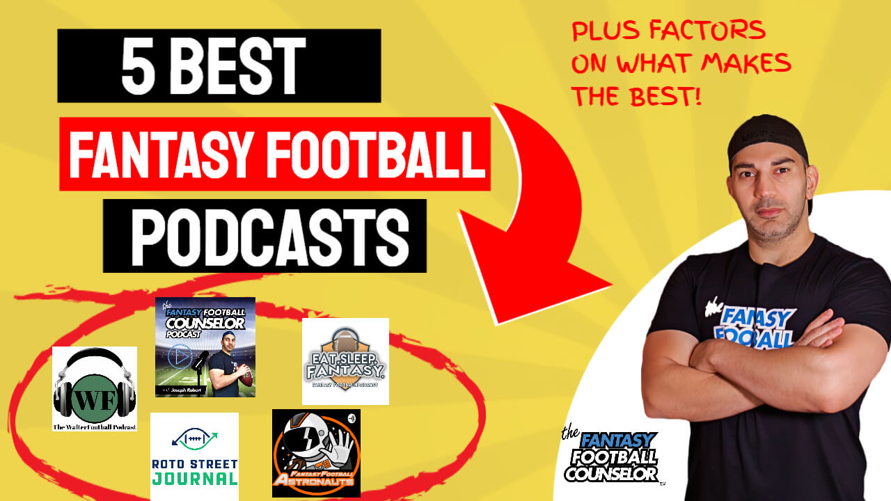 Best Fantasy Football podcasts