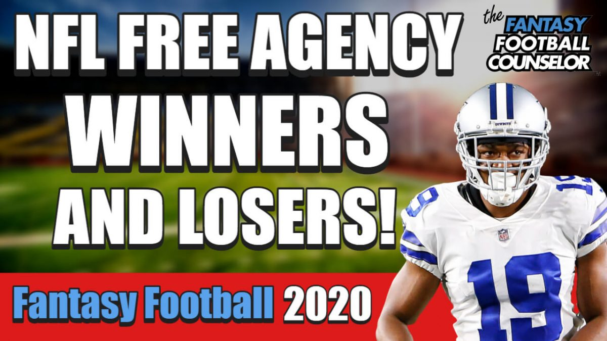 NFL Free Agency Winners and Losers
