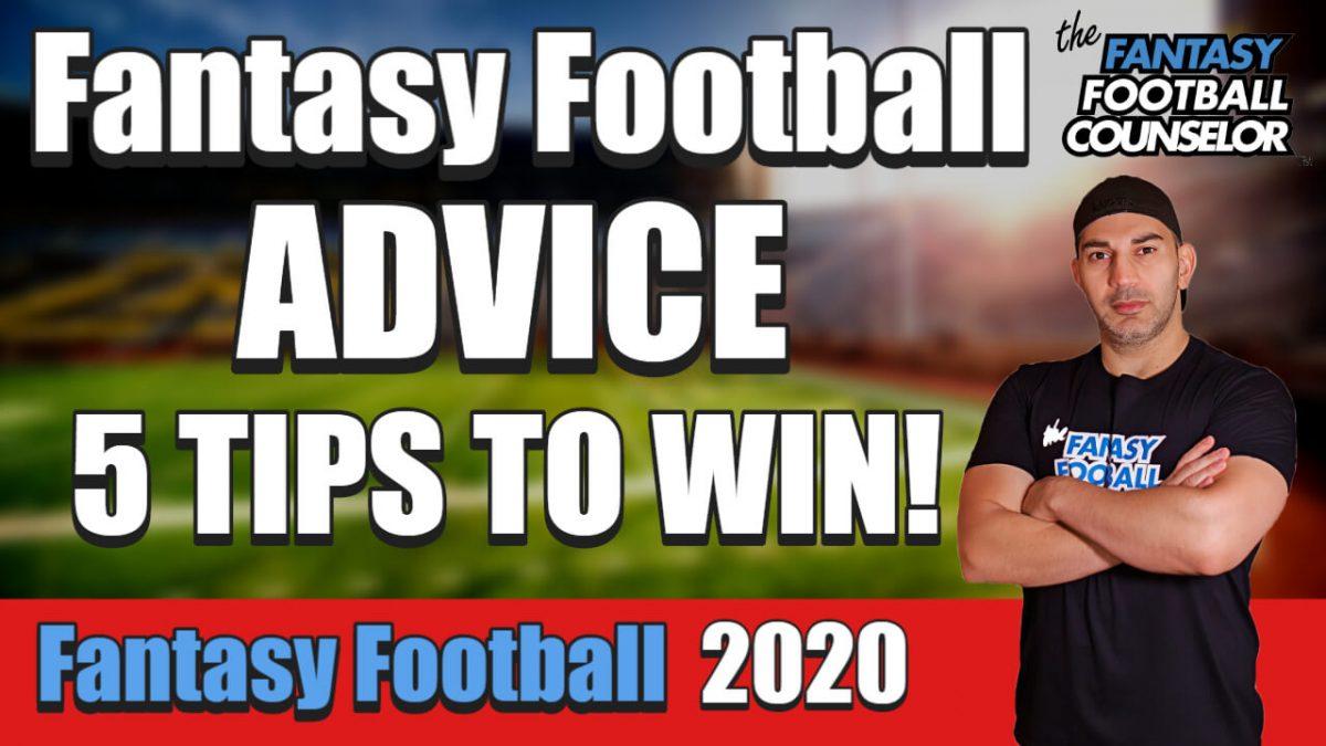 Fantasy Football Advice 2020