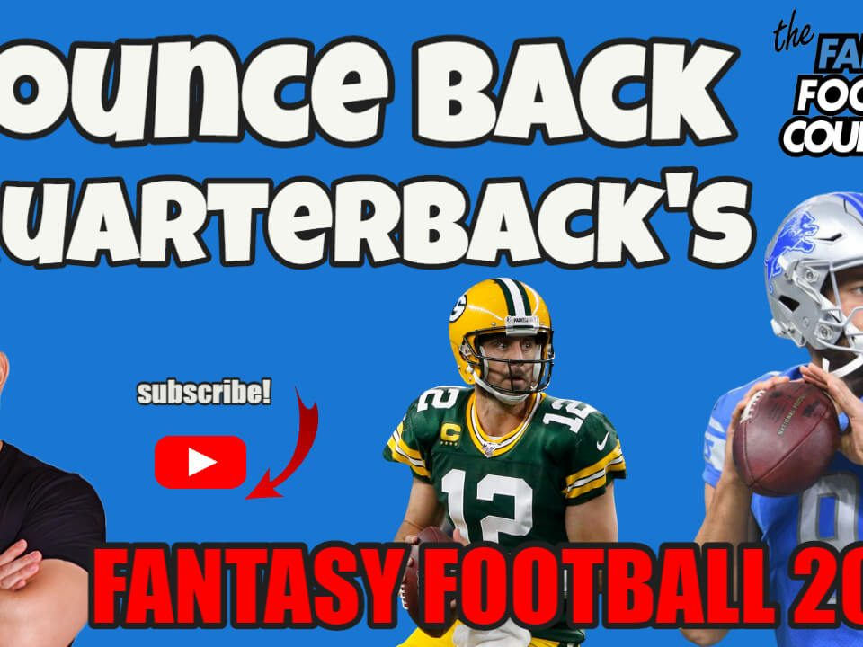 Fantasy Football Bounce Backs 2020
