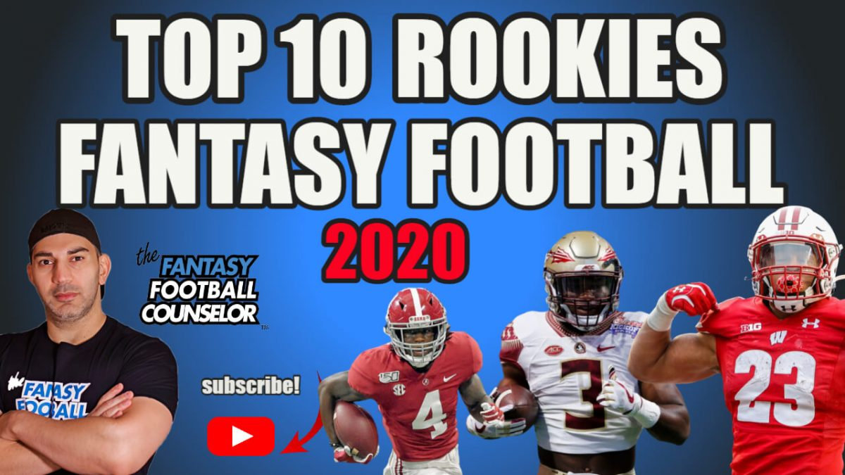 Fantasy Football Rookies 2020