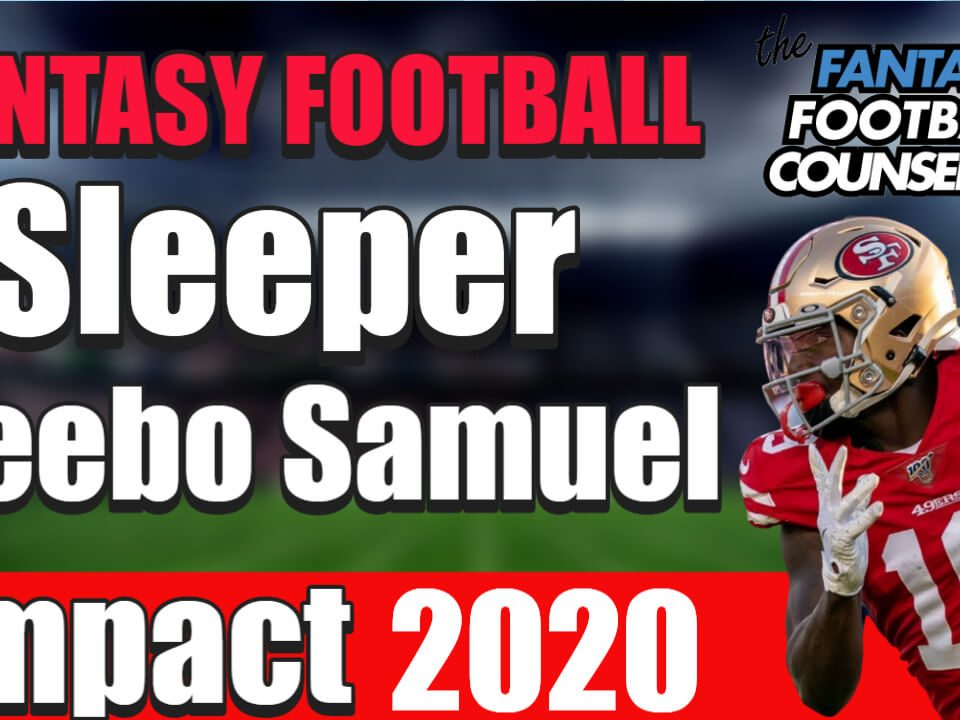 Fantasy Football Sleeper 2020