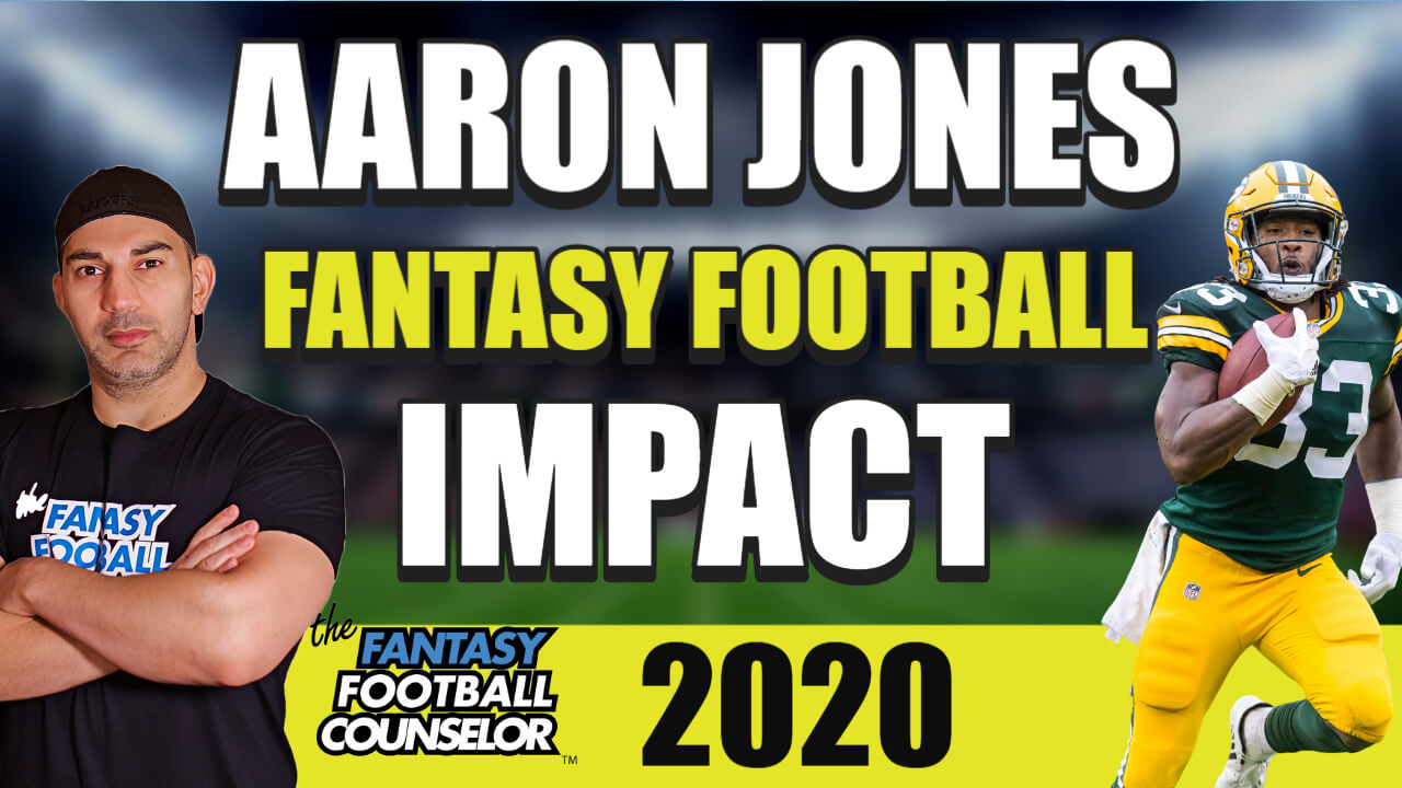 Aaron Jones Fantasy Impact