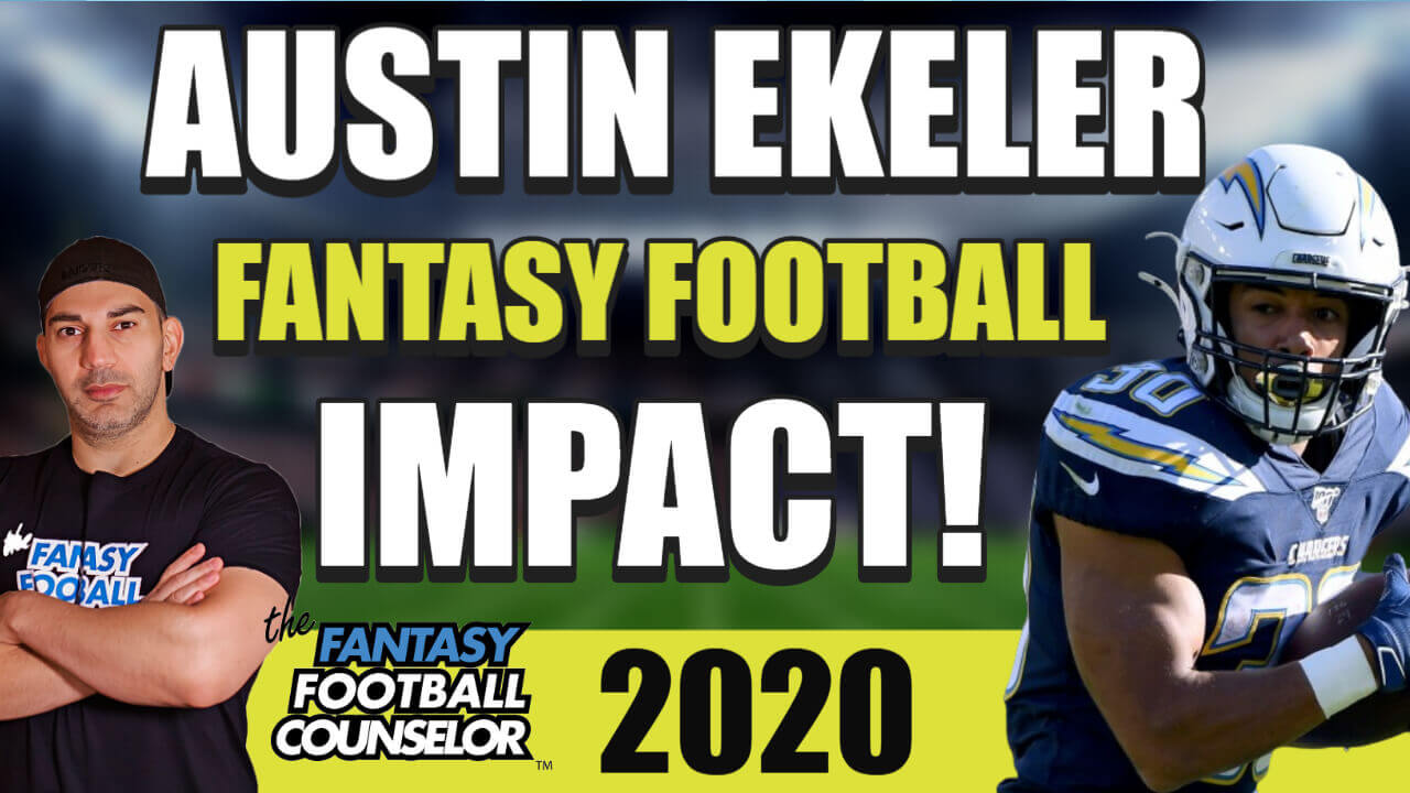 Austin Ekeler Fantasy Football