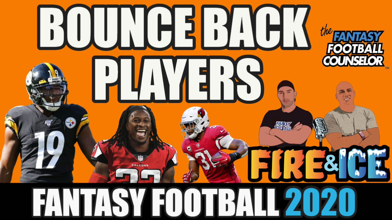 Fantasy Football Bounce back players