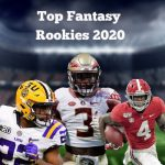 Fantasy Football Cheat Sheet 2020 - Top Rookies