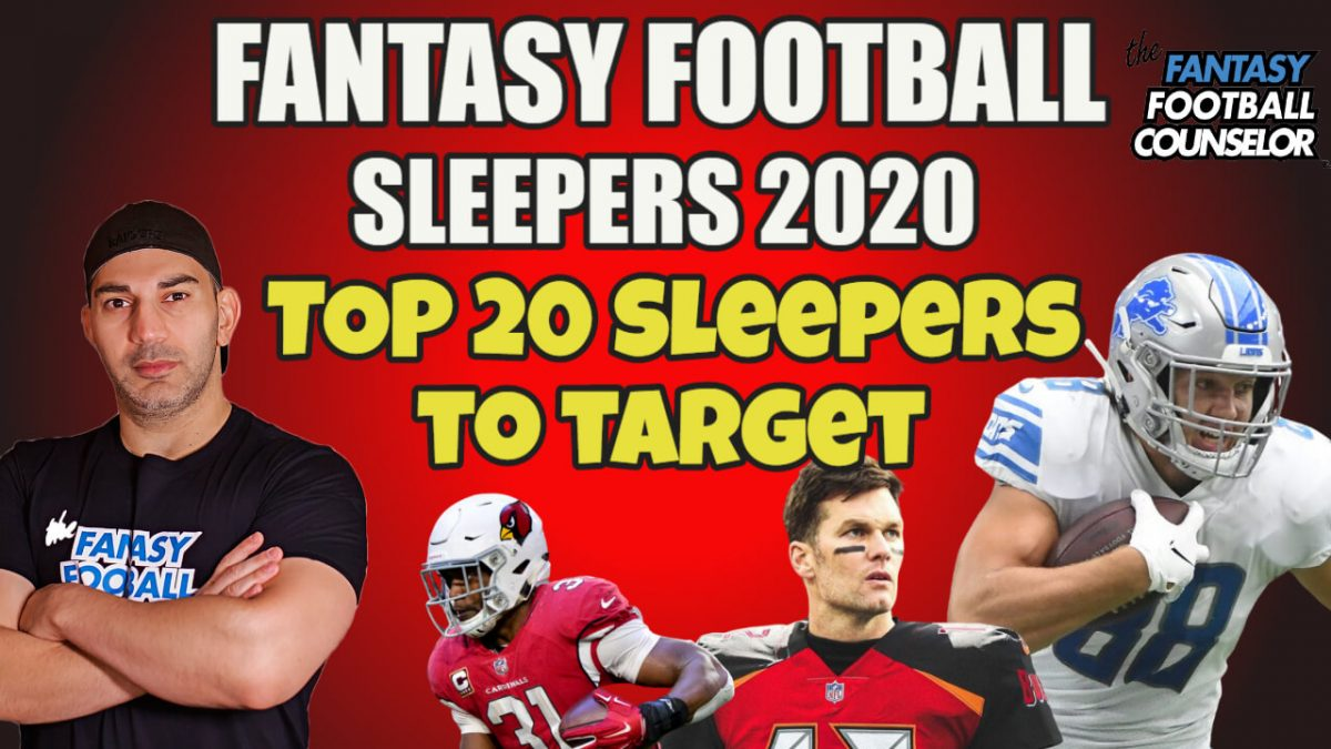 Fantasy Football Sleepers 2020