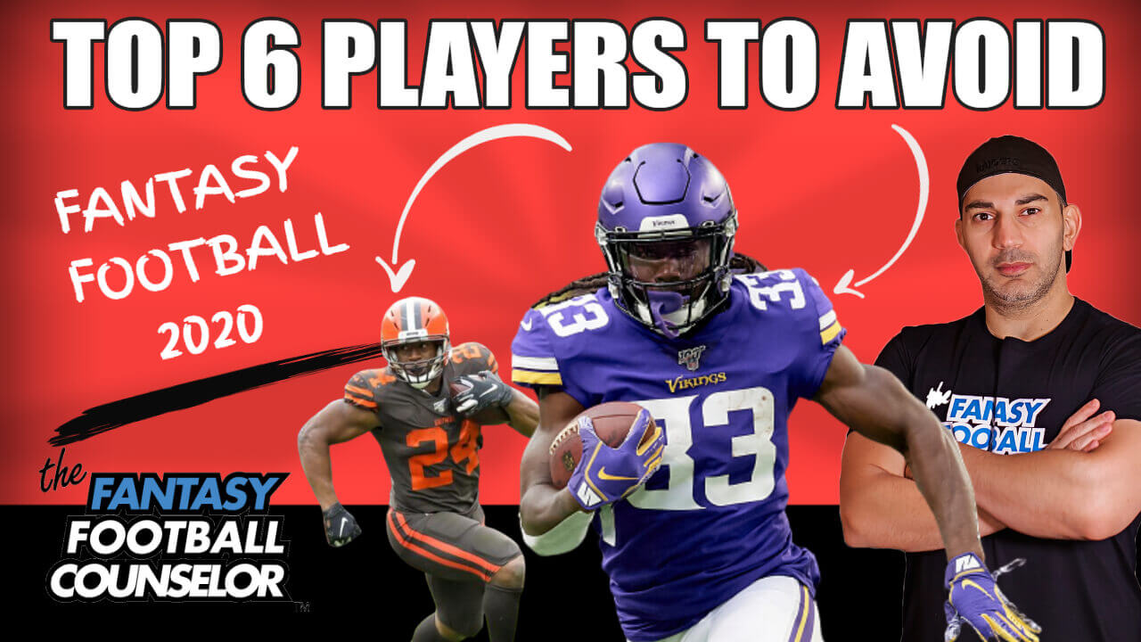 Fantasy Football players to avoid