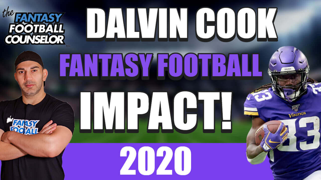 Dalvin Cook Fantasy Football 2020