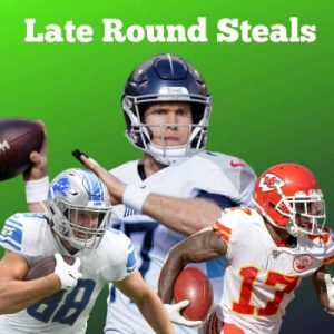 Fantasy Football Cheat Sheet 2020