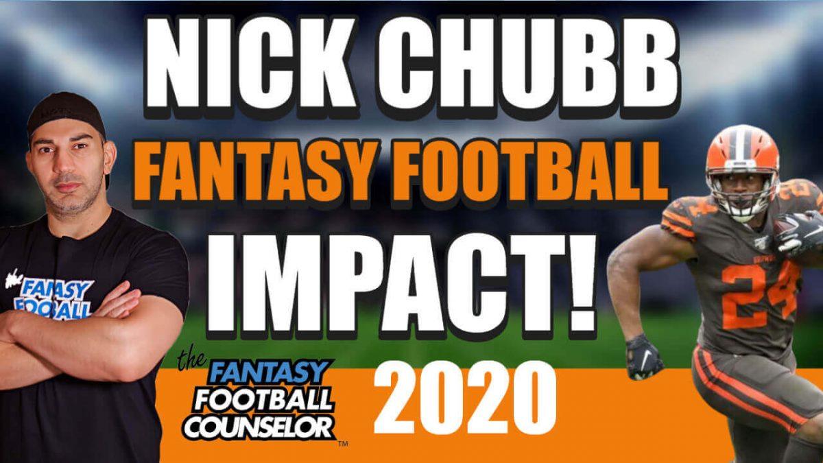 Nick Chubb Fantasy Football