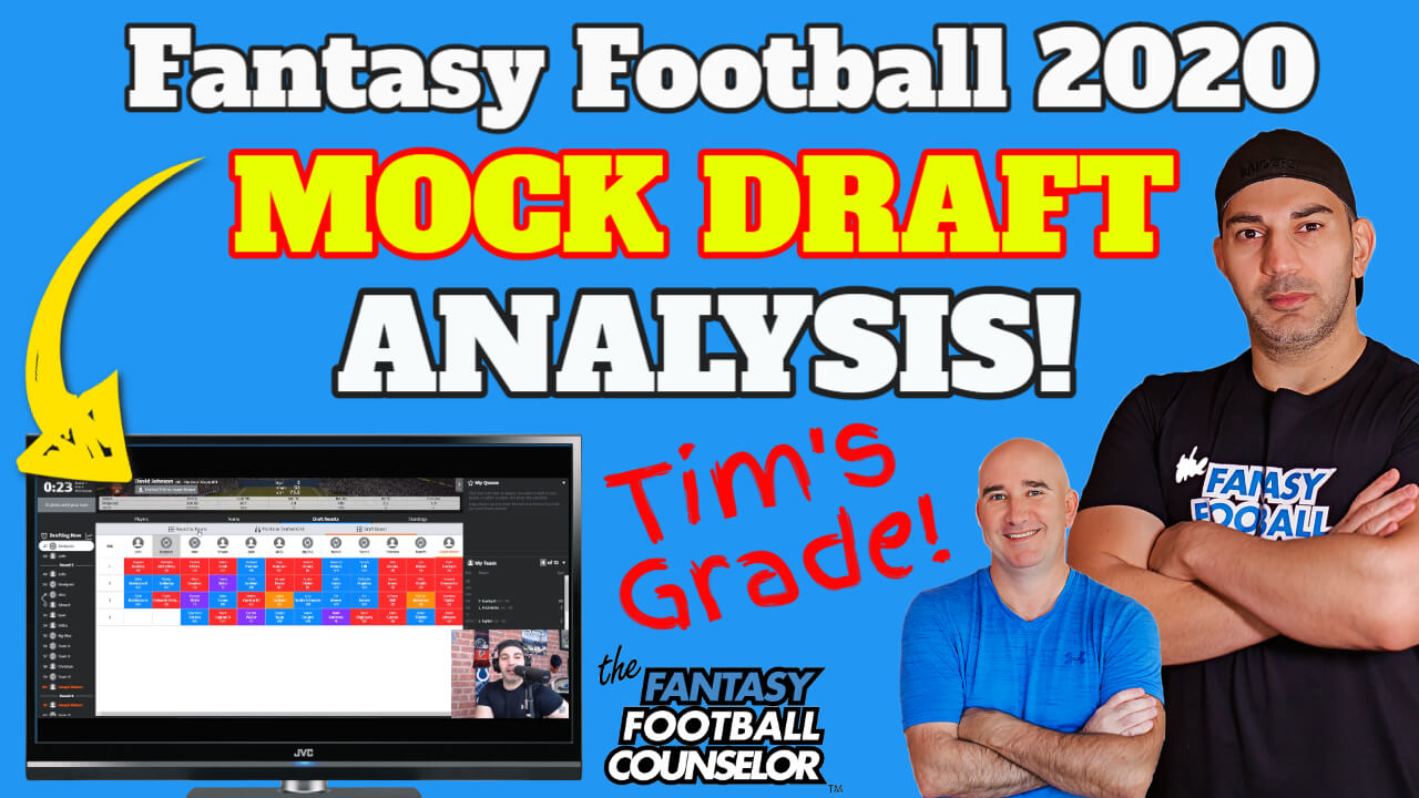 Fantasy Football Mock Draft