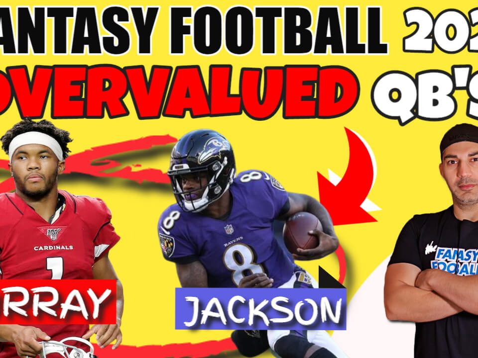 Fantasy Football QB's 2020
