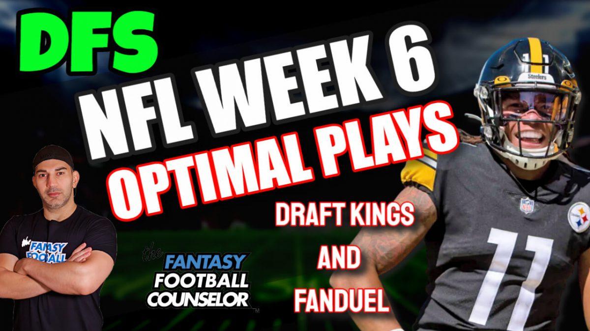 DFS Week 6