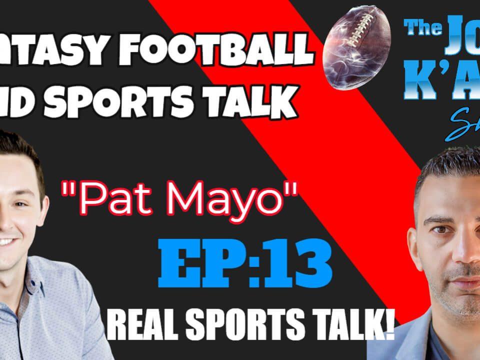 Fantasy and Sports talk