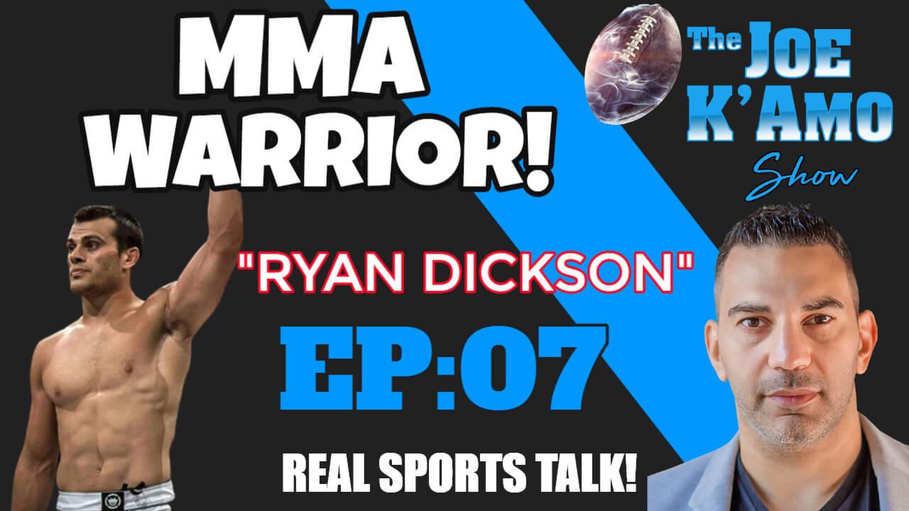 Ryan Dickson MMA
