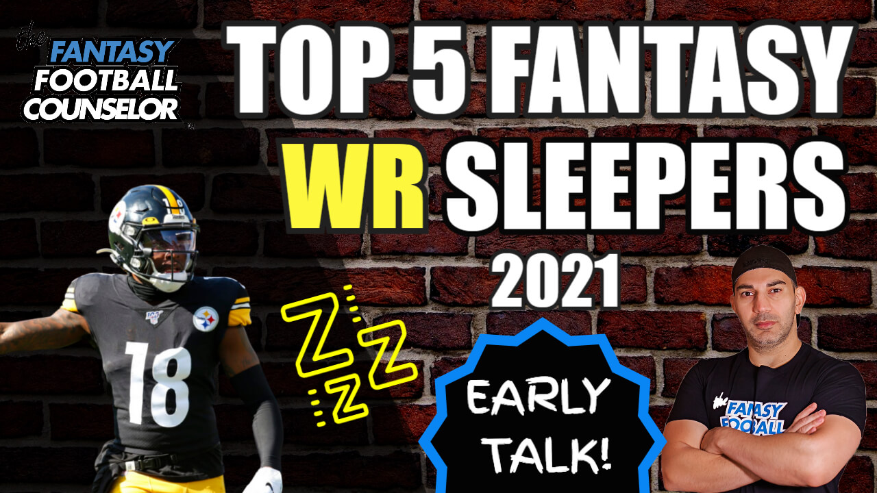 WR Sleepers 2021