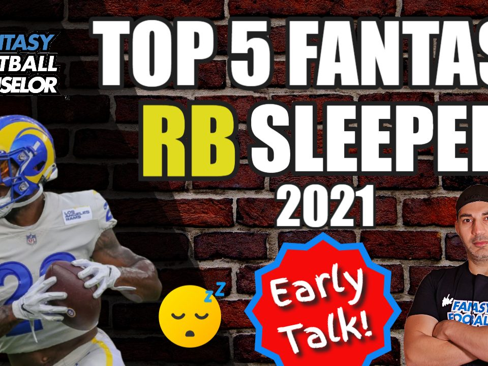 RB Sleepers 2021