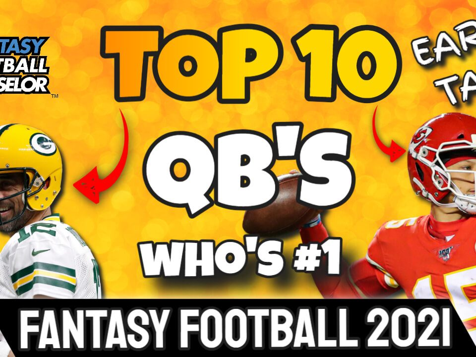 Fantasy Football Rankings 2021