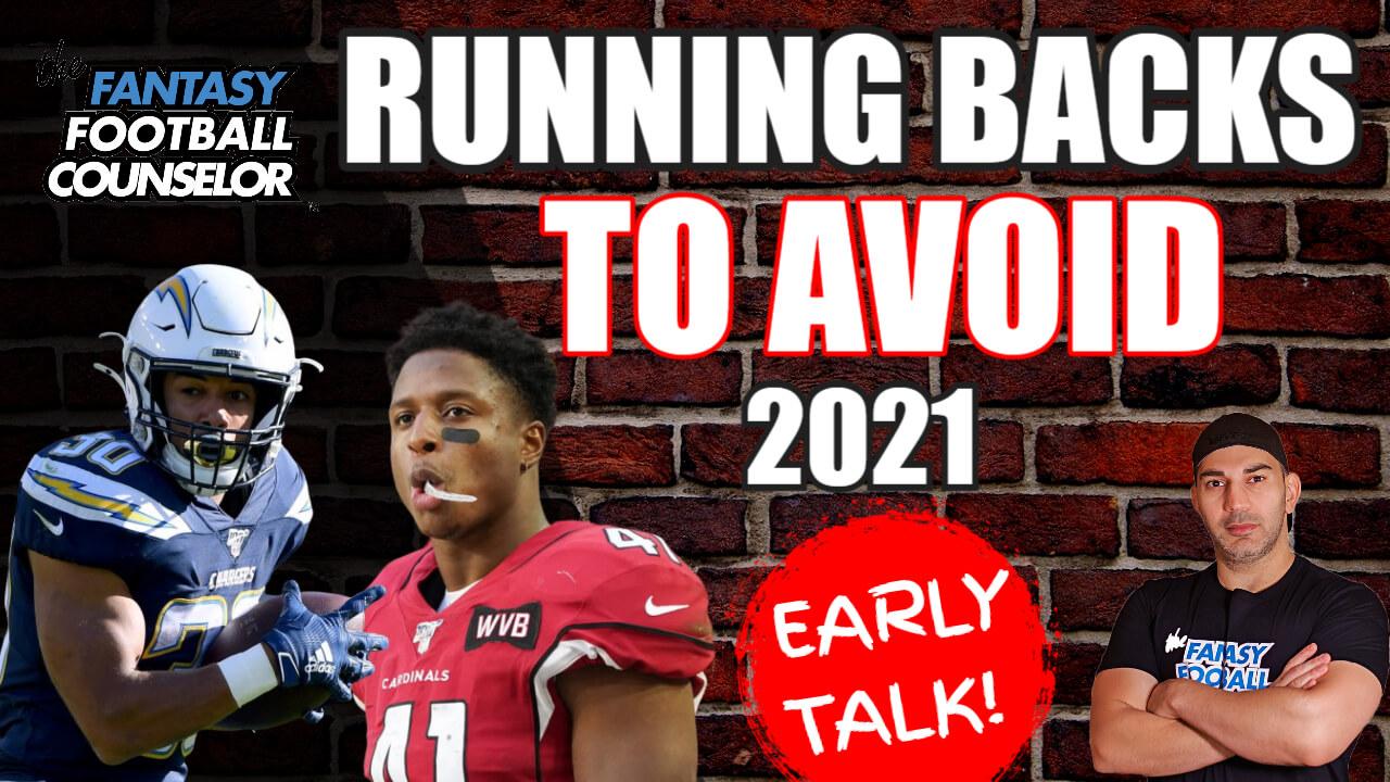 Running backs 2021
