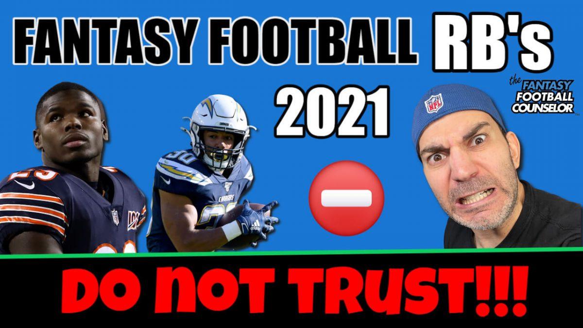 Fantasy Football Rb's 2021