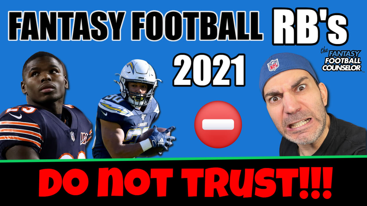 Fantasy Football Rb's 2021