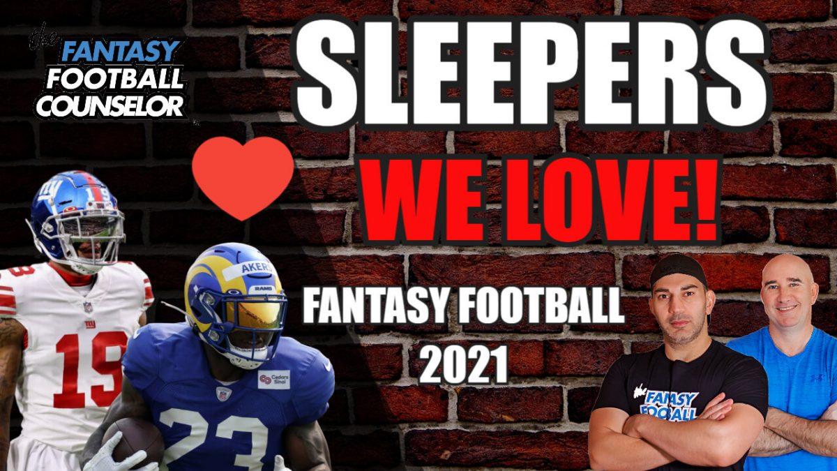 Fantasy Football Sleepers
