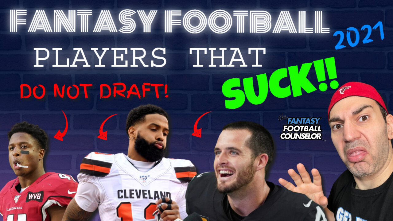 fantasy football busts 2021