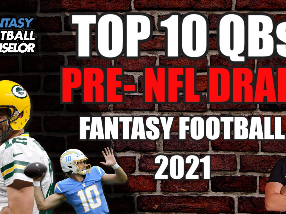 Top 10 QB's 2021