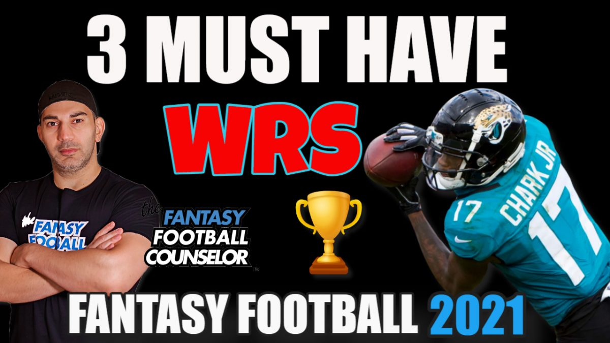 WR Must haves