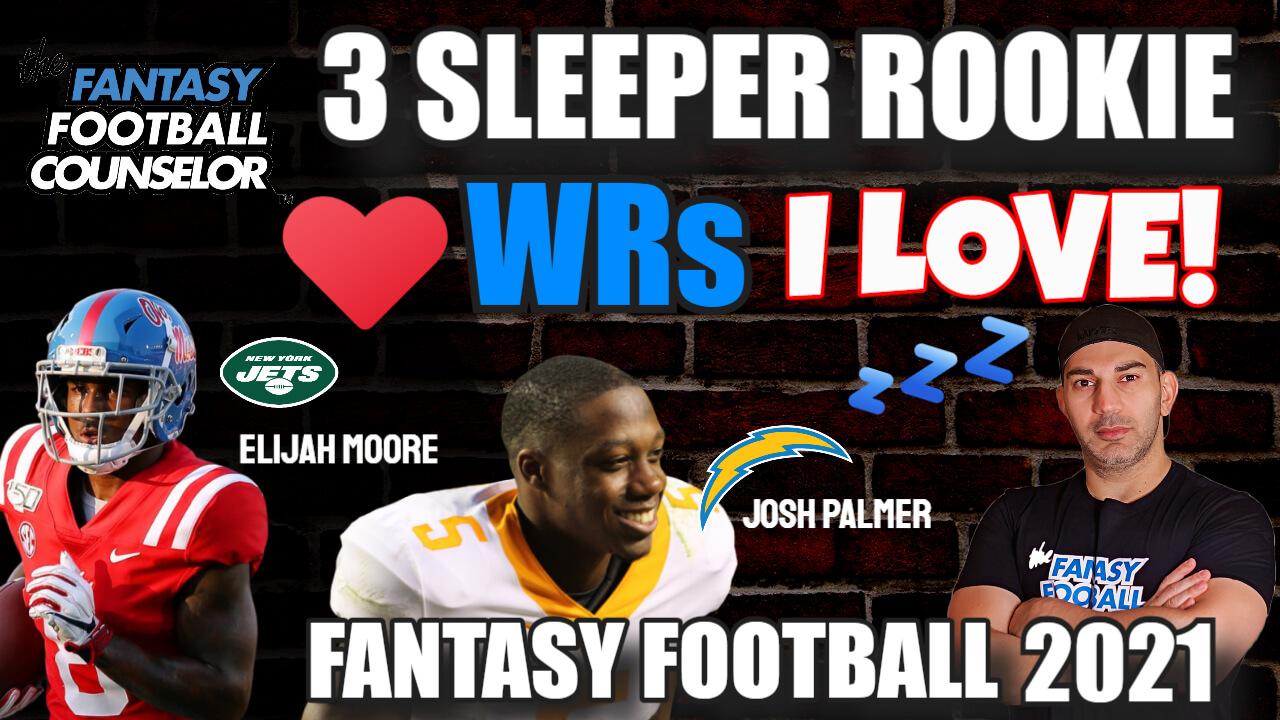 WR Rookie Sleepers