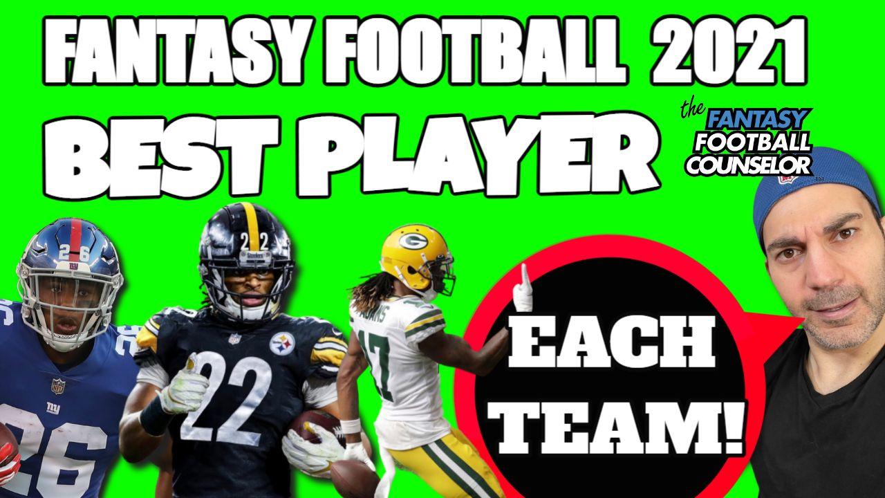 Best Fantasy Footbal Players