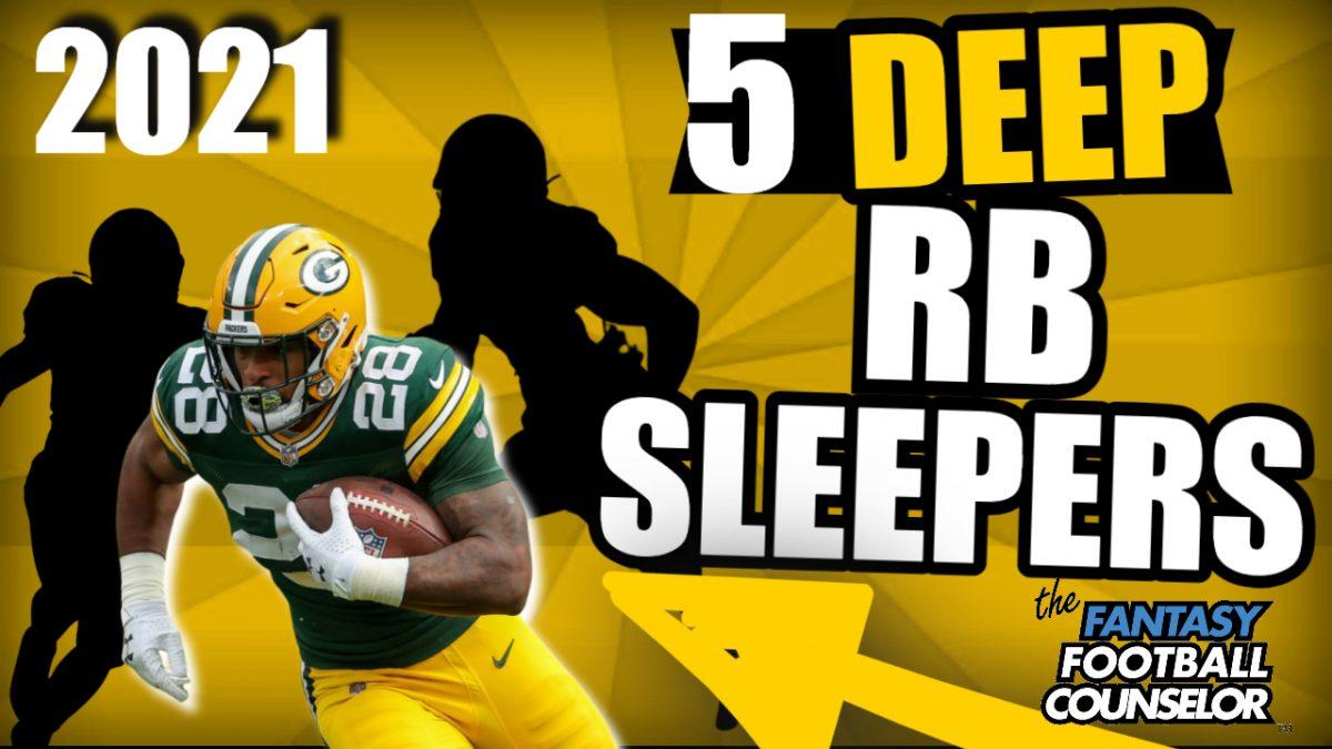 Fantasy Football RB Sleepers