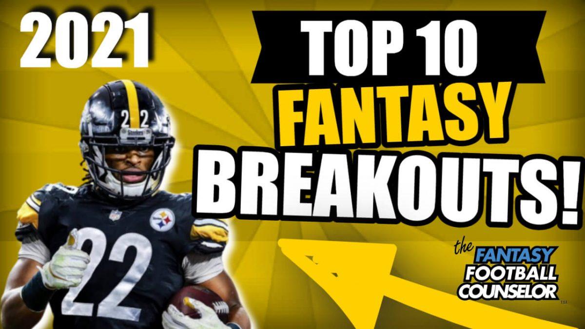 Top 10 Fantasy Football Breakouts
