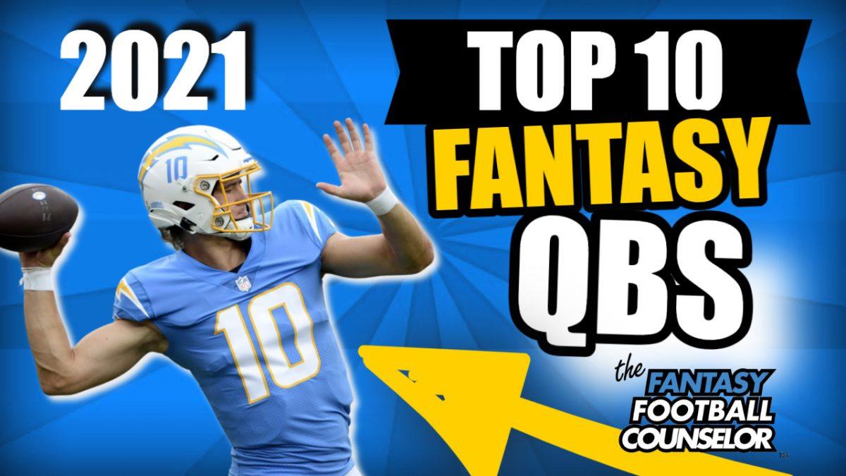 Top 10 Fantasy Football QBs