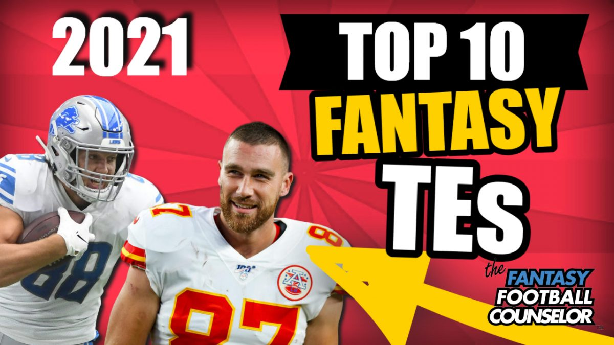 Top 10 Fantasy Football 2021