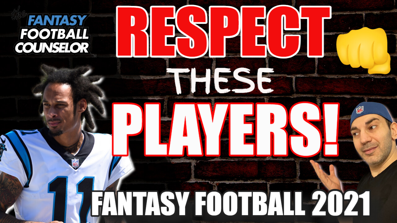 Respect these players